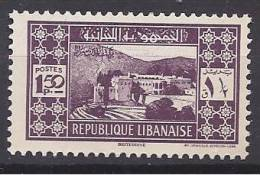 Lebanon1939: Yvert165mnh** - Great Lebanon (1924-1945)