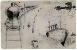 Vivent Les Ex (train, Bateau, Avion, Voiture) (Ecole Art & Métiers Cluny ?)(EN) - Other