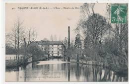 NOGENT LE ROI - L'Eure - Moulin Du Roi - Andere Gemeenten
