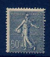 #            ¤¤      Yvert N°  161 - Semeuse - Neuf** - Gomme D´origine Garantie - Luxe - Voir MESSAGE DU VENDEUR ¤¤ - France