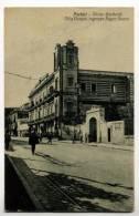 Portici: Corso Garibaldi, Villa NUnzia, Ingresso Bagno Nuovo - Portici