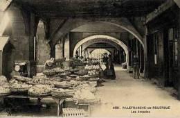 Villefranche De Rouergue, Les Arcades - Villefranche De Rouergue