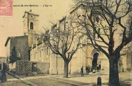 Cassis, L'église - Cassis