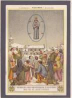 Image Pieuse - Notre Dame De Pontmain - Consecration Des Croisés De France Juin 1934 - Religion & Esotericism