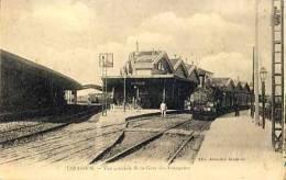 Tarascon, Vue Générale De La Gare Des Voyageurs - Tarascon