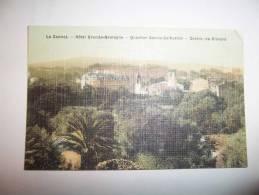 2lkm -  CPA - LE CANNET - Hôtel Grande-Bretagne - Quartier Sainte-catherine - Centre Les Olivier- [06] - Alpes Maritimes - Le Cannet