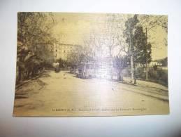 2lkp -  CPA - LE CANNET - Boulevard Carnot - Hôtel De Grande Bretagne - ( Tramway) - [06] - Alpes Maritimes - Le Cannet