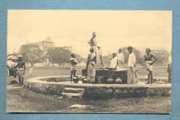 Ceylon, Sri Lanka, Jaffna Town Well, Missien Der Platers Oblaten Var Maria - Missions