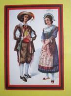 Costumi Lombardia - Viaggiata - Costumes