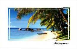 Île Sainte Marie       Plage De La Crique   . - Madagascar