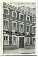 """81 ALBI   Ets """"Ste Chaux Et Ciments Languedoc """" 7 Avenue De La Gare Carte Commande 1923 Timb   /D3-2012 - Albi"""