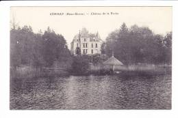 CERISAY  --  Château De La Roche - Cerizay