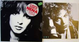 NENA LP + Livret + Insert Feuer Et Flamme M /M - New Age