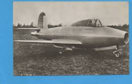 AVION - ROYAL AIR FRANCE  - 1er Avion Britannique Fonctionnant Au Moyen D'un Moteur à Réaction - Avions