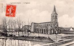 """GUEUGNON   """"l'église"""" - Gueugnon"""