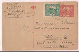 Czechoslovakia Airmail Cover WWII, 1945, Postal Histary, Postal Markings, (9484) - Tsjechoslowakije