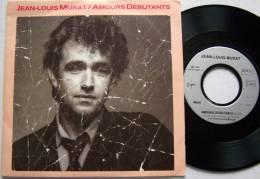 Jean Louis MURAT Mylène FARMER Rare 45T SP Vinyle Amours Débutants M /M - New Age