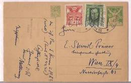 Czechoslovakia Airmail Cover WWII, 1945, Postal Histary, Postal Markings, (9496) - Tsjechoslowakije