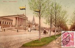 Wien - Parlament - Unclassified