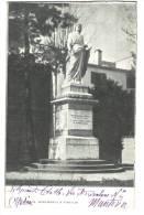 10569    MANTOVA    MONUMENTO A VIRGILIO - Italia