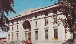 Canadian Pacific Railroad Station , REGINA , Saskatchewan , Canada , 50-60s - Unclassified