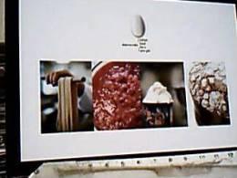 ITALIAN FOOD CIBI ITALIANI PASTA  POMODORO GELATO PANETTONE  Alimentaitalia N2005    EC11618 - Ristoranti