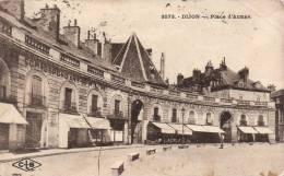CPA 21 DIJON PLACE D'ARMES - Dijon