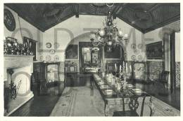 PORTUGAL - ALPIARÇA - MUSEU CASA DOS PATUDOS - SALA DE JANTAR - 1940 PC - Santarem