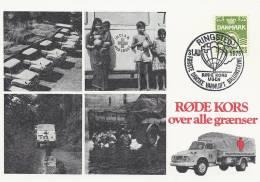 Denmark - Red Cross Week 1975.  B-2494 - Red Cross