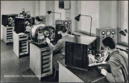 Foto-AK, Fernsehwerkstatt, Radio Deutsch, Osnabrück, Ungelaufen - Osnabrück