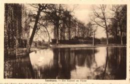 BELGIQUE - FLANDRE ORIENTALE - NEVELE - LANDEGEM - Het Kastel En Vijver. - Nevele
