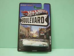 DRAG MERC MERCURY 1949 - Boulevard Legends 2012 - HOTWHEELS Hot Wheels Mattel 1/64 - HotWheels