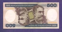 BRASIL , 1981  Banknote,  MINT UNC., 500 Cruzeiros KM Nr. 200 - Brazil