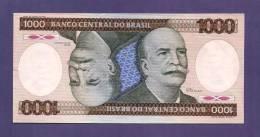 BRASIL , 1978  Banknote,  MINT UNC., 1000 Cruzeiros KM Nr. 201 - Brazil