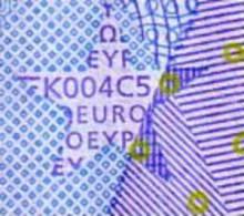 ✖ Ireland 20T ✖ K004 ✖ UNC ✖ Trichet Signature - EURO