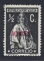 130100341 AZOR C.P.  YVERT   Nº  154B - Azores