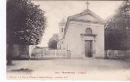 Montfermeil - église - Montfermeil