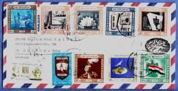U.A.R. BRIEF 1962, United Arab Republic 1962, United Arab Republic 1962: Alter Luftpostbrief, Gelaufen Von Port Said ... - Saudi-Arabien