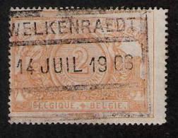 TR 27, Afst. WELKENRAEDT 14/07/1906 - 1895-1913