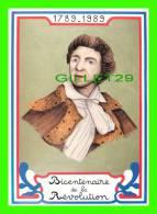 HISTOIRE - PORTRAIT DE JEAN-PAUL MARAT - DESSIN, GUY COSTER - ÉDITÉ PAR EQUINOXE DIFFUSION - - Histoire