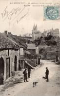 21 CÔTE D'OR LA ROCHE - POT LE CHATEAU 1907 - Francia