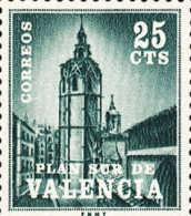 Plan Sur De Valencia 04 ** El Miguelete 1966 - 1931-Hoy: 2ª República - ... Juan Carlos I