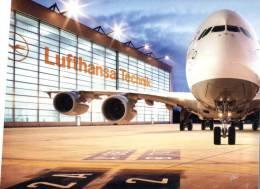 (999) Plane - Avion - Lufhtansa - Flugzeuge