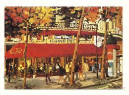 Cp, Commerce, Au Grand Café - Paris (75) - Cafes