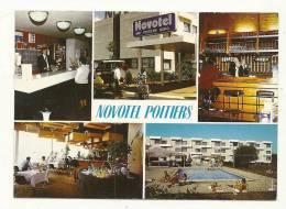 Cp, Commerce, Novotel - Poitiers (86) - Commercio