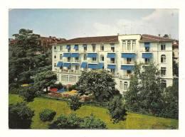 Cp, Commerce, Hôtel Carlton - LAusanne (Suisse) - Commerce