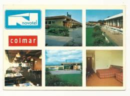 Cp, Commerce, Novotel - Colmar (68), Multi-Vues - Commercio
