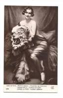 Cp, Peintures Et Tableaux, Martin Kavel - Sourire De Tigresse - Peintures & Tableaux