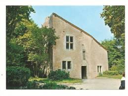 Cp, 88, Domrémy-la-Pucelle, Maison Natale De Jeanne D'Arc - Domremy La Pucelle