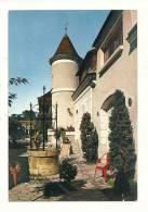 Cp, Commerce, Hotel Ottoni - Chenonceaux (37) - Commerce